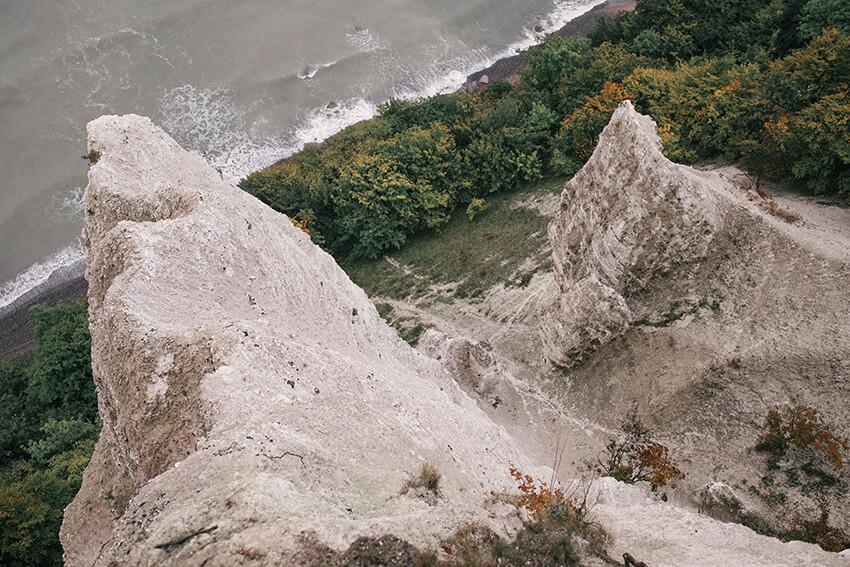skały Rugii