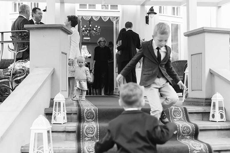 zdjęcia ślubne w Pałacu Zdunowo