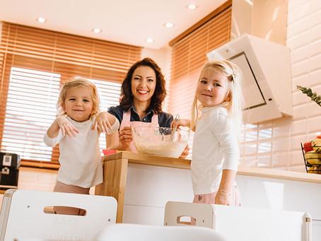 Pomocnik kuchenny dla dzieci od JUUPI