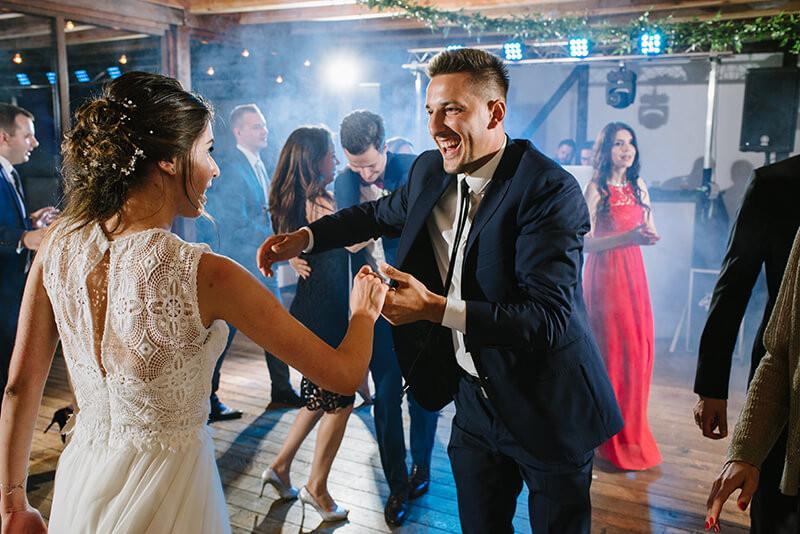 impreza weselna w Bagatelce Miłosław