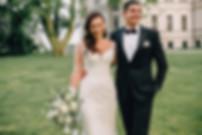 wojtek i patrycja golla w dniu pleneru ślubnego w Pałacu Tarce pod Jarocinem