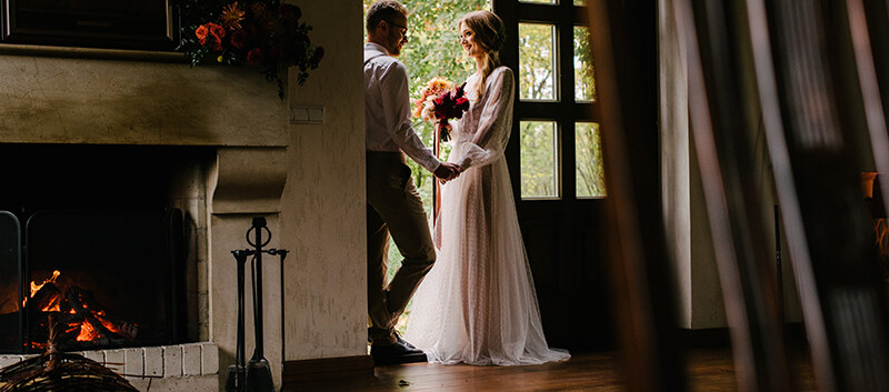 ślub w Dworku Separowo