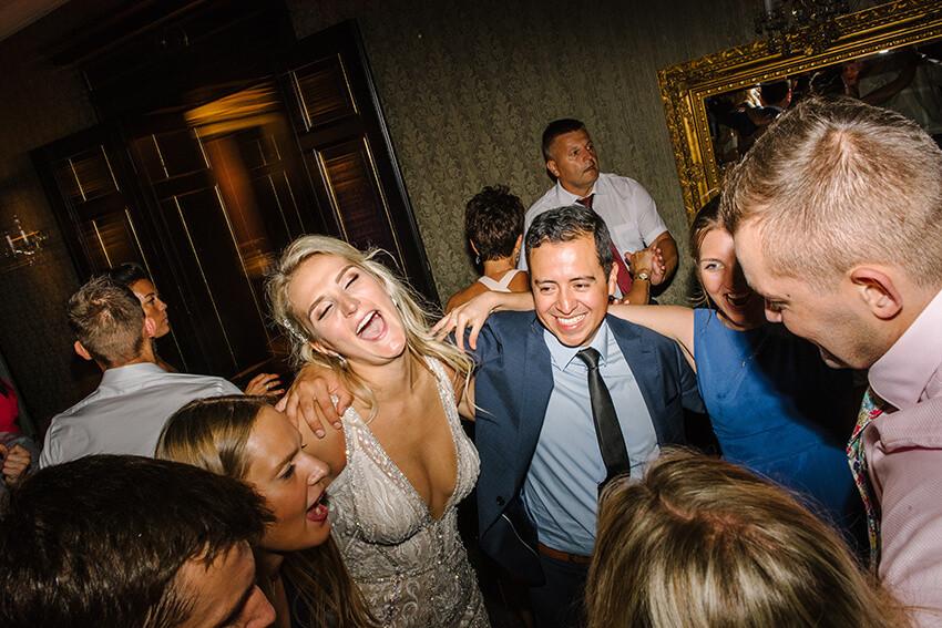 zabawa weselna w Pałacu Tarce