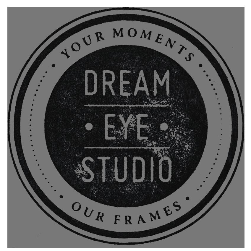 logo fotograf ślubny Poznań DreamEye Studio