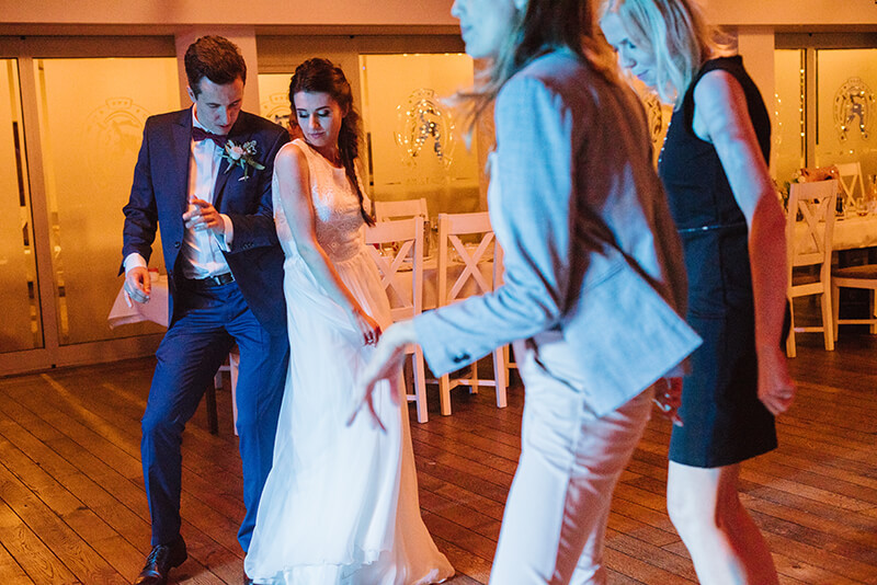 zabawa weselna w Bagatelce