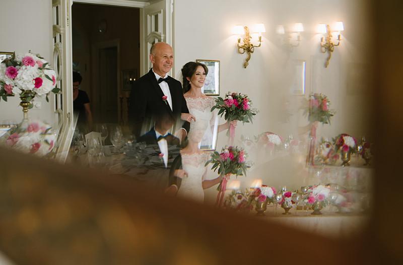 reportaż ślubny w Pałacu Zdunowo