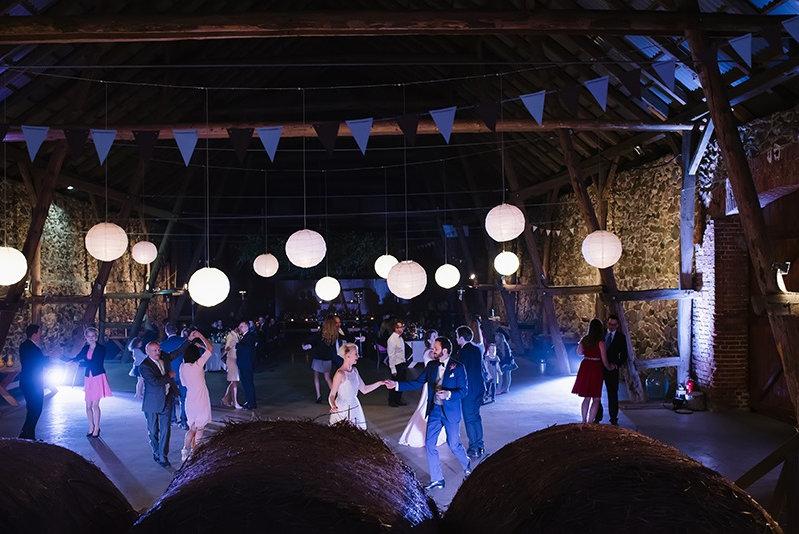 rustykalne wesele w Folwarku Wąsowo