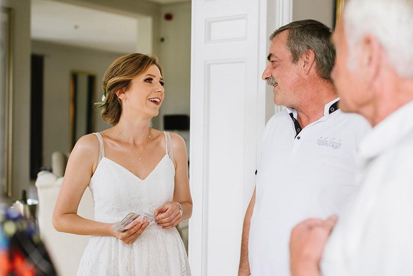 ślub Marty i Pawła w Weranda Home