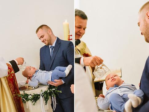 zdjęcia z chrztu