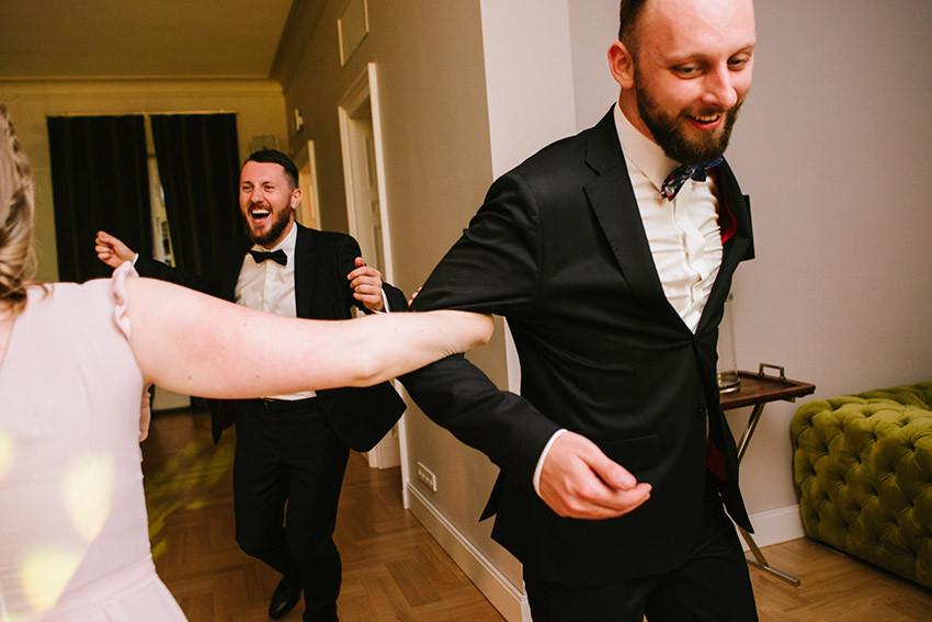 reportaż ślubny z wesela