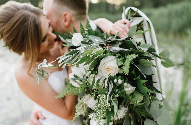 sesja w dniu ślubu Weranda Home