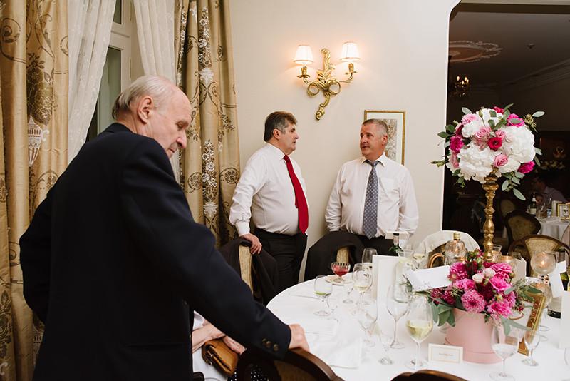przyjęcie w Pałacu Zdunowo