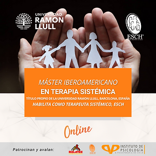 04-Master Iberoamericano en Terapia Sist