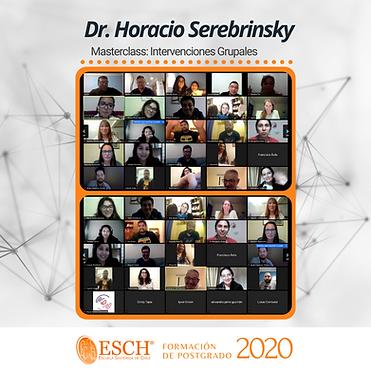 05-Masterclass Horacio Serebrinsky, Inte