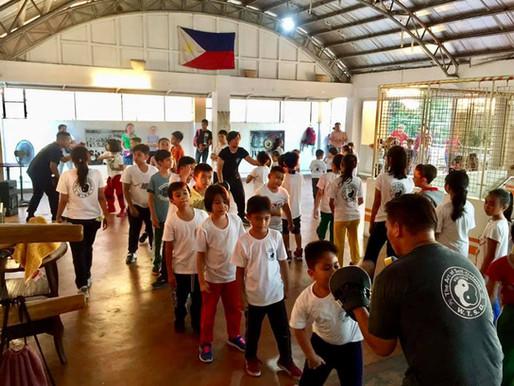 Wing Tchun Summer Class in Bohol