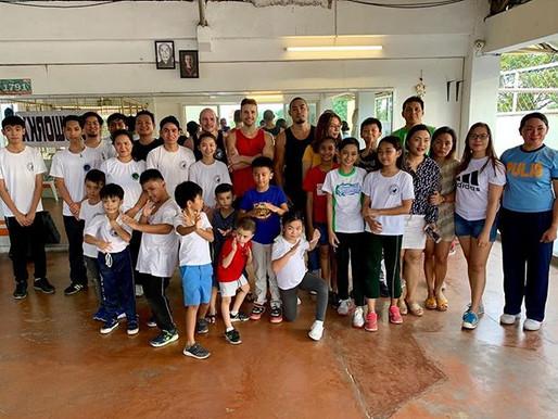 Self-Defense Seminar in Bohol