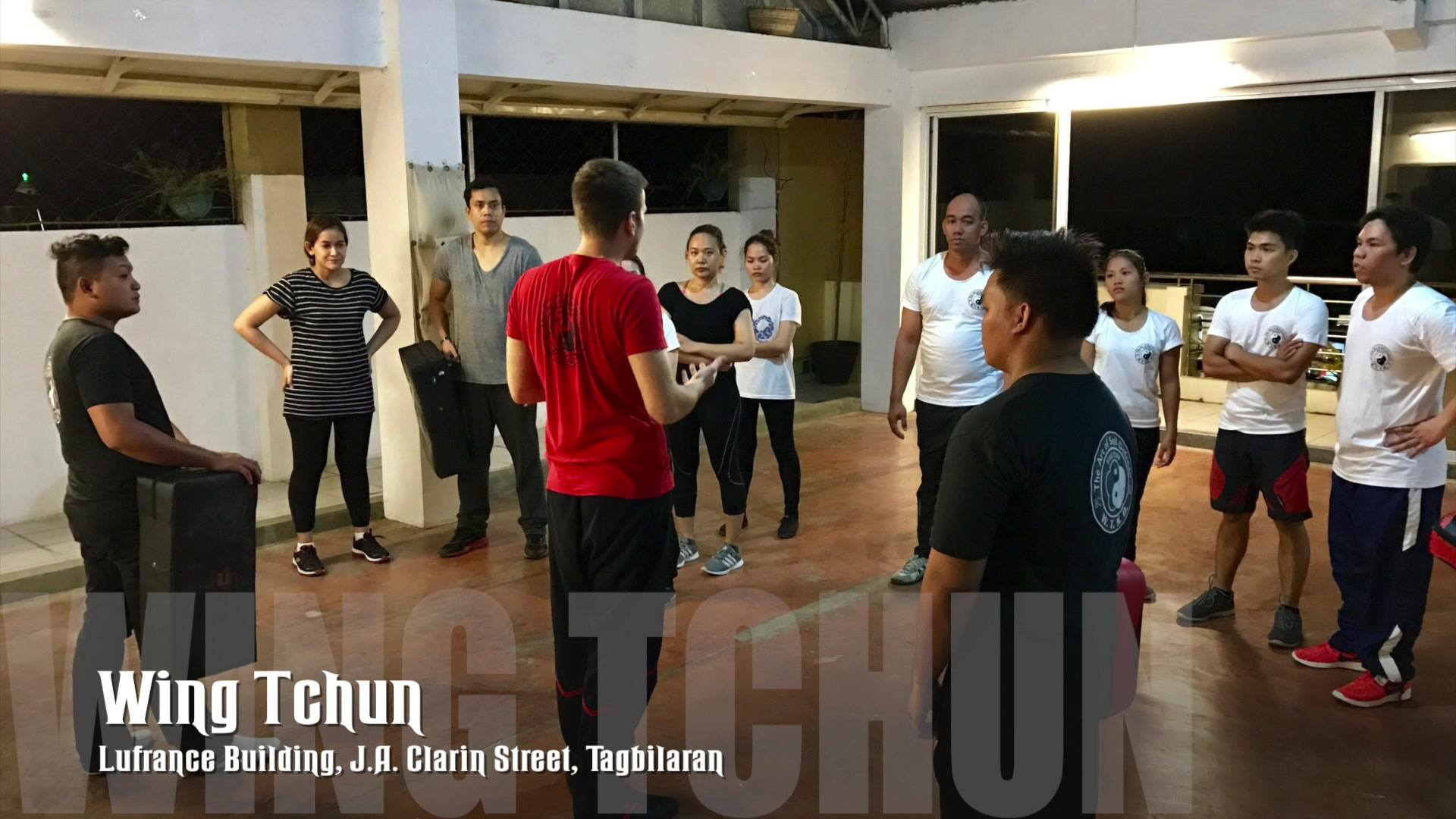 Training Session Tagbilaran