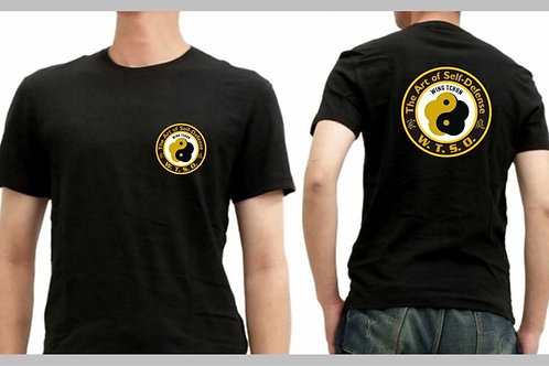 T-Shirt Freizeit Logo