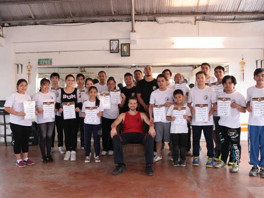 Self-Defense Seminar in Tabilaran