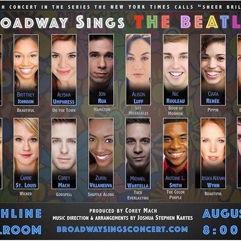Broadway Sings The Beatles