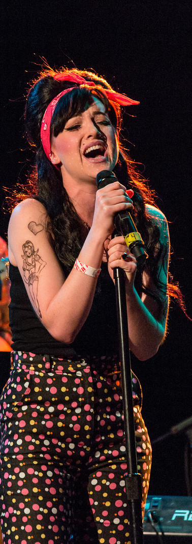 Tony Winner Lena Hall