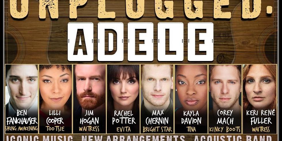 Adele Unplugged *POSTPONED: DATE TBA*