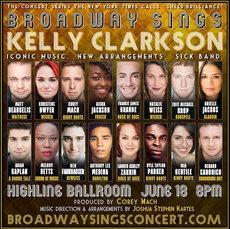 Broadway Sings Kelly Clarkson