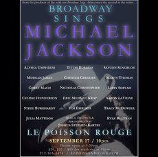 Broadway Sings Michael Jackson