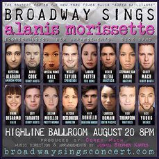 Broadway Sings Alanis