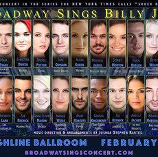Broadway Sings Billy Joel