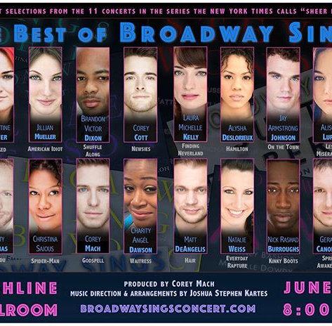 The Best of Broadway Sings