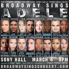 Broadway Sings Adele