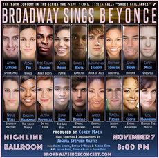 Broadway Sings Beyoncé