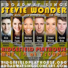 Broadway Sings Stevie Wonder