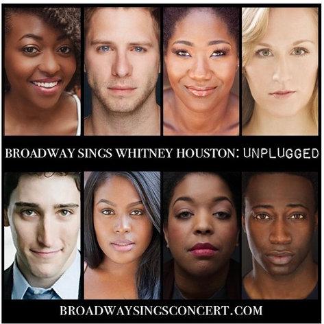 Broadway Sings Whitney Houston: UNPLUGGED