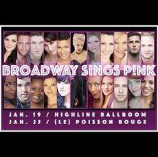 Broadway Sings P!NK