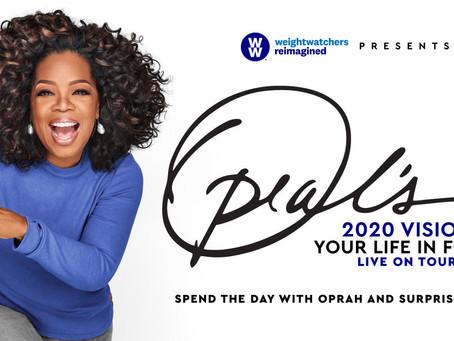 A Day Well Spent with Oprah Winfrey