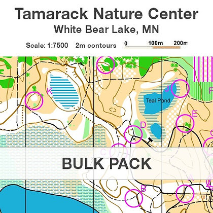 5-Pack - Tamarack POC Maps