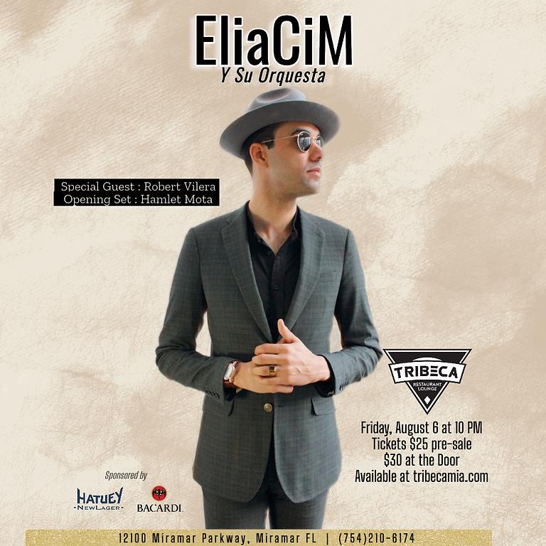 EliaCiM y Su Orquesta   Aug 6