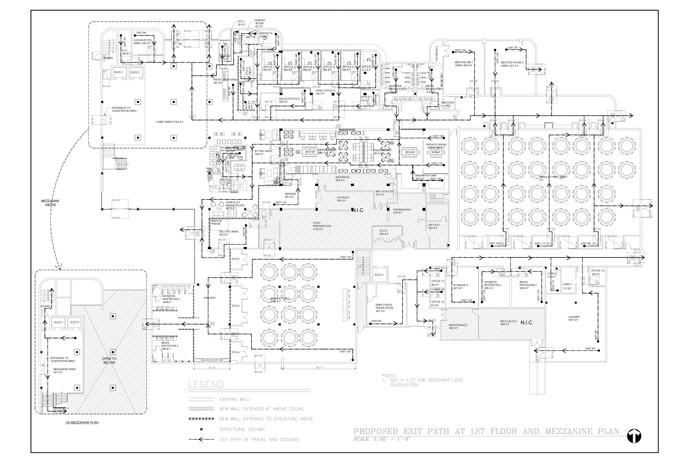 1st Floor Proposed Plan