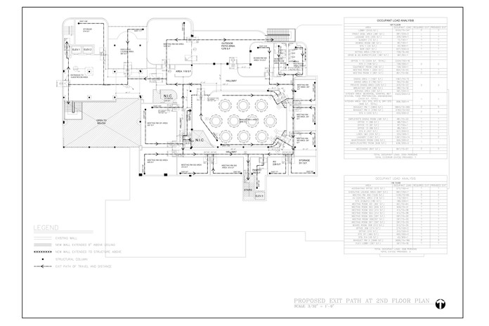 2nd Floor Proposed Plan