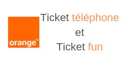 Orange Ticket Fun