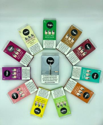 Cigarette Électronique Logic Pro