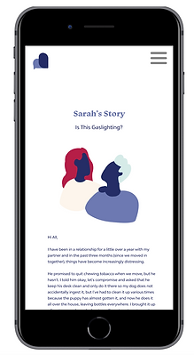 Sarah's Story within the LoveShares resource section.