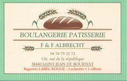 Boulangerie Albrecht