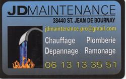 JD Maintenance