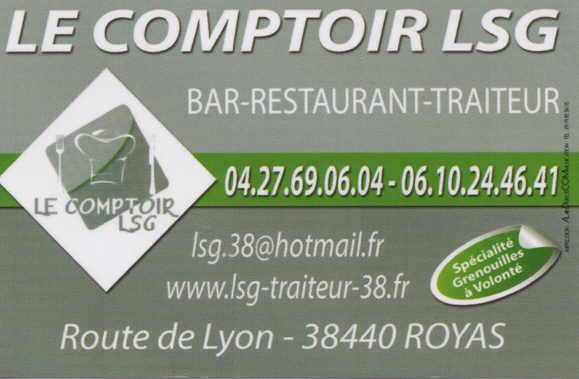 Comptoire LSG
