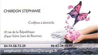 Coiffure Chardon
