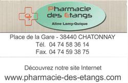 pharma etangs