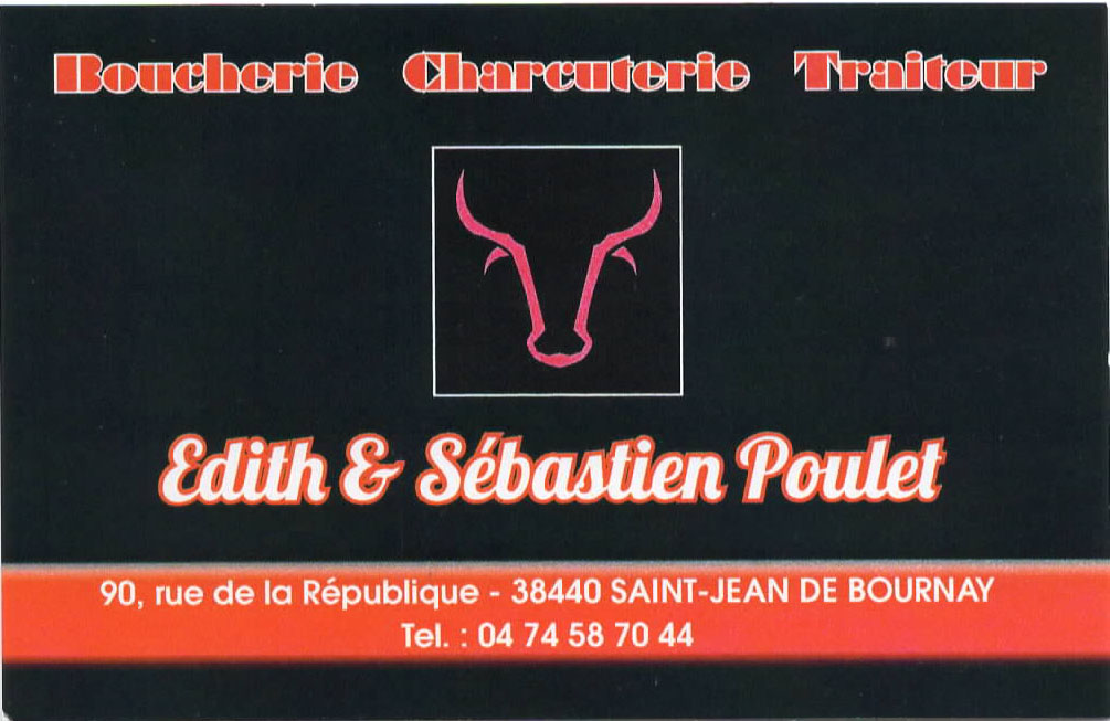 Boucherie Poulet